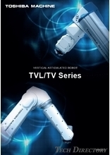 Vertically Articulated Robot TVL/TV Series