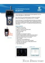 "Handheld Particle Counter ""Model P311"""