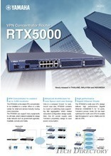 "VPN Concentrator Router ""RTX5000"""