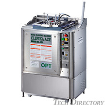 Optical part mold cleaning machine, the CLIPIKA ACE OPT