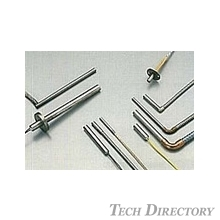 【Heaters for mold heating】HI-SD ROD Cartridge Heaters