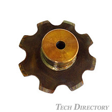 Sprockets for Standard Conveyor Chains / SENQCIA CORPORATION