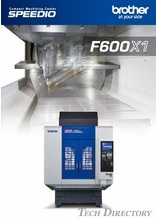 Compact Machining center SPEEDIO F600X1