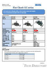 "Attachment for force gauge""GC series"""