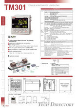 "TORQUE MONITOR FOR UTMⅡ/UTMV ""TM301"""