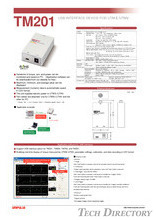 "USB INTERFACE DEVICE FOR UTMⅡ/UTMV ""TM201"""