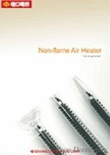 【Gas Heaters】High-temperature Hot Air Generator (Non-flame Air Heaters)