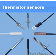What is a thermistor?  Mitsubishi Materials' Thermistor Sensors