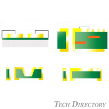 Printed Circuit Board for LED providing high brightness and high heat radiation
