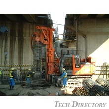Cast-in-Place Piling Machines