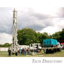 """TOP"" Series Truck mounted Water Well Drill Rigs"