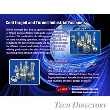 Cold forged auto parts FGG-1381